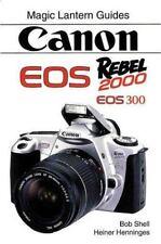 CANON EOS Rebel 2000