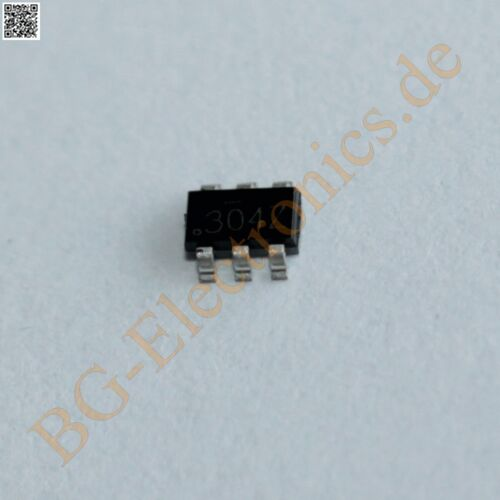 5 x MUN5330 DW1 Dual Bias Resistor Transistors 187mW 50V ON-Semi SOT-363 5pcs