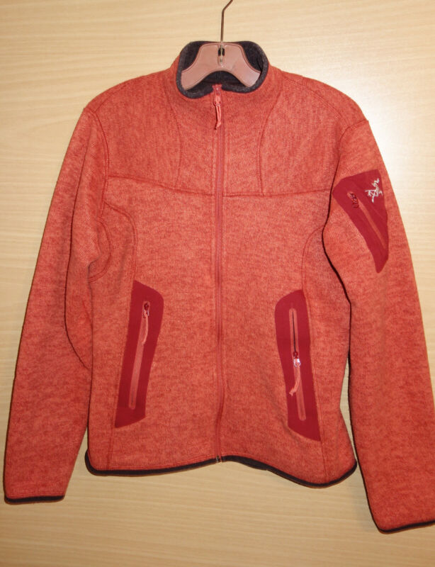 Women's Arc'teryx Polartec Fleece Jacket Size M Ideal Gift For All Occasions
