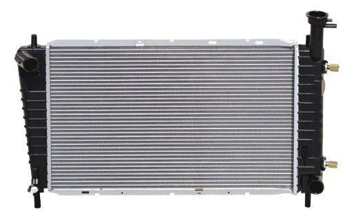 RADIATOR FO3010120 CUC891 FITS 86 87 88 89 90 91 TAURUS SABLE 2.5//L4 3.0//V6