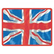 """RETRO Humour """"Union Jack Flag"""" Kitchen Fridge Magnet. GB/English/British/UK."""