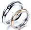 Anello-Coppia-Fedine-Fidanzamento-Fede-Fedi-Promessa-INCISIONI-Gratis-Nome-Data miniatura 1