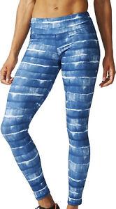545bd1979baf2 Image is loading Adidas-Basic-Womens-Long-Running-Tights-Blue