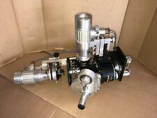 Unitron U 11 Polarizing Rotary Microscope Stage And Head Assembly