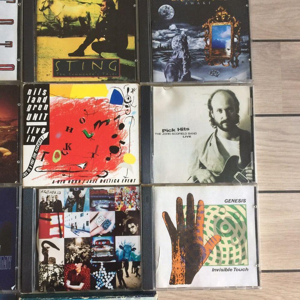 CD lot: Diverse, andet