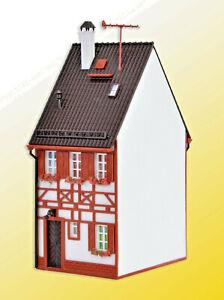 Vollmer 43673 Timber Frame House Bahnhofstrasse 17, H0