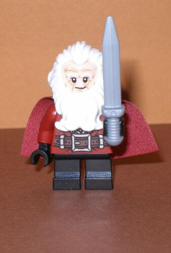 """Lego Der Hobbit Der Herr der Ringe /""""Balin/"""" mit Zubehör Minifigur"""