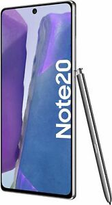 Samsung Galaxy Note 20 SM-N980F/DS 256GB Mystic Gray Ohne Simlock Dual Sim NEU