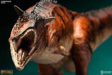 NIB Sideshow Dinosauria Carnotaurus Statue Figure LE