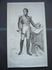 GRAVURE 1880 JACQUES LAURISTON