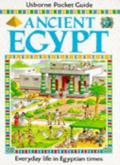 Pocket Guide to Ancient Egypt (Usborne Everyday Life) By  Anne Millard