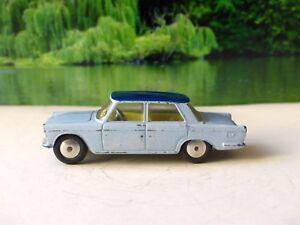 Corgi Toys 217 Fiat 1800 avec boite d'origine