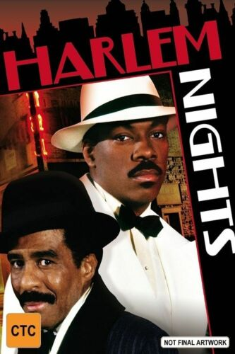 1 of 1 - Harlem Nights (DVD, 2003)