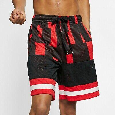 Nike NSW Air Mesh Shorts Mens Black Red Activewear Sportswear Sport AR1841 657   eBay
