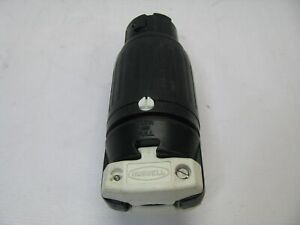 Hubbell-CS-6360C-50A-2-Pole-3-Wire-125VAC-Connector-See-Notes