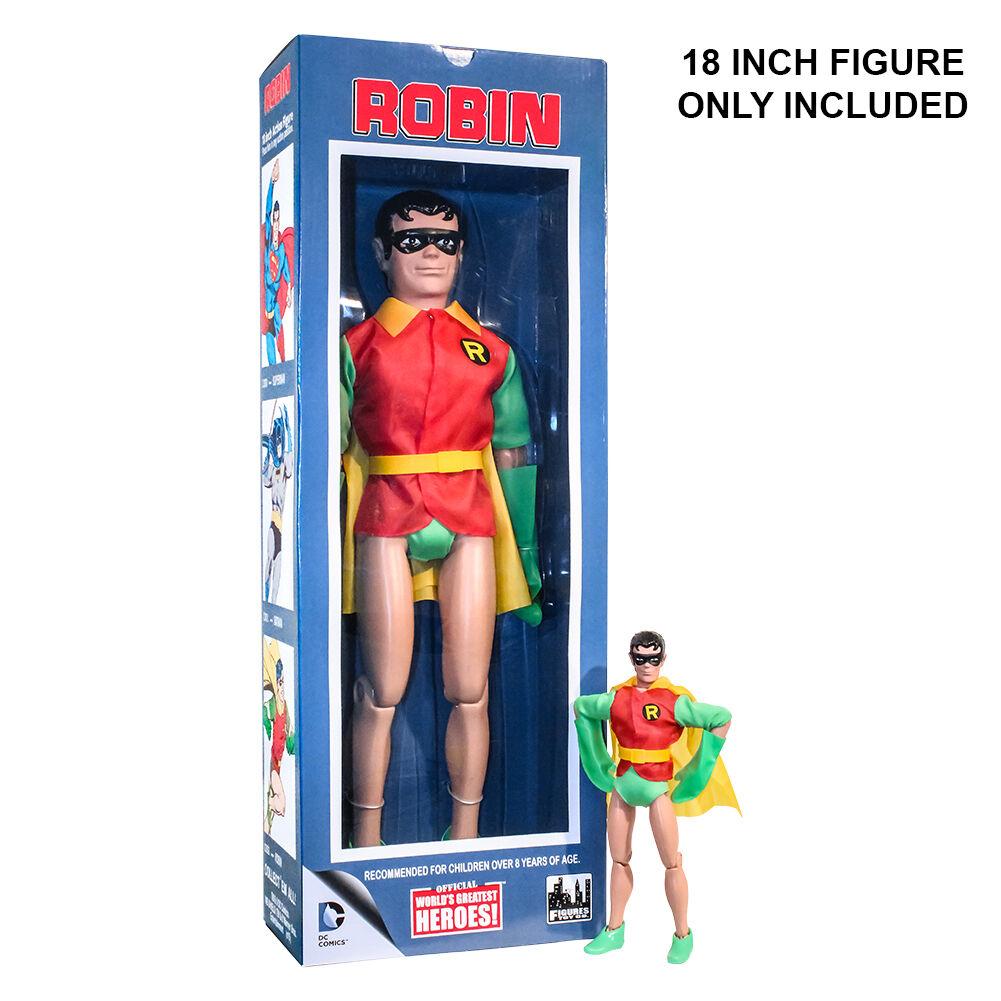 DC Comics Estilo Retro 18 Pulgadas serie de figuras robin