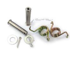 DRC Footpeg Spring Pin Kit Set D48-01-120 Moto Foot Peg Mount