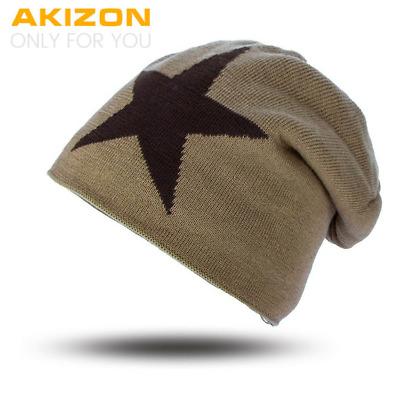 Tech-N9ne Unisex Warm Knitted Fashion Cap Hat Black