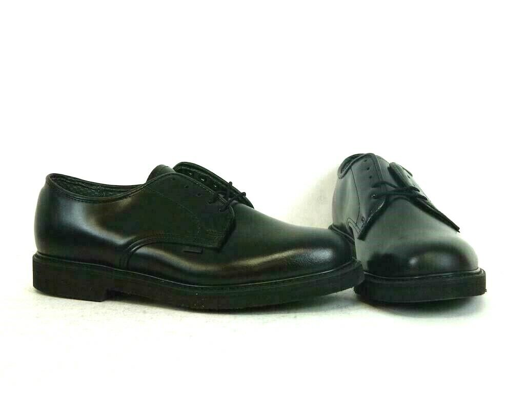 Nuovo Bates 00056 hombres Lites pelle Postale Approvato negro Oxford zapatos 9