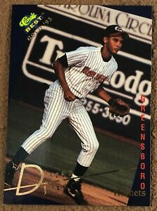 1993-Classic-Best-Gold-115-Derek-Jeter-Rookie-RC