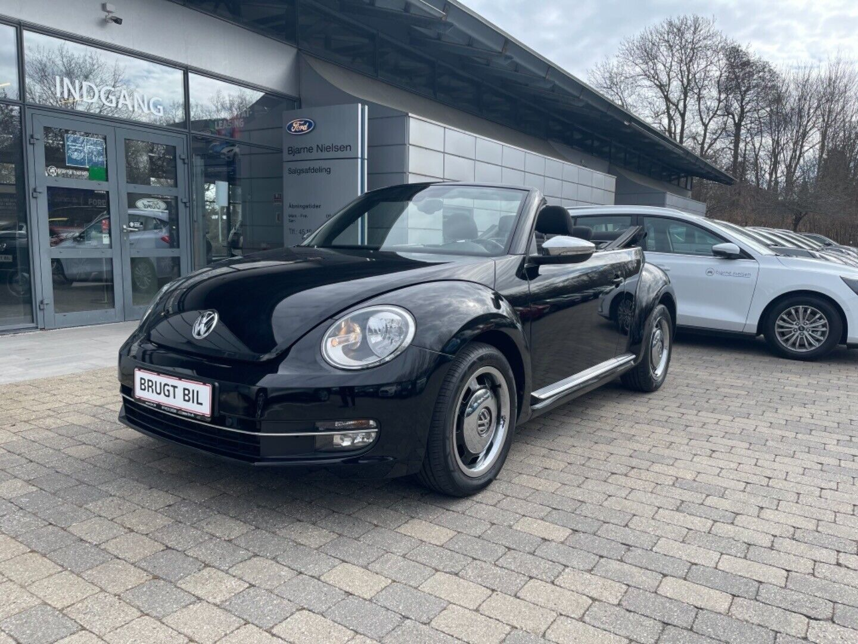 VW The Beetle Billede 4
