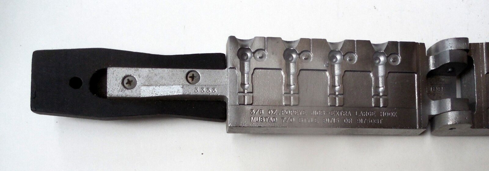 Do-It Corp. 3 8 oz. Popeye Jig Mold Model  JIS-4-38X Used