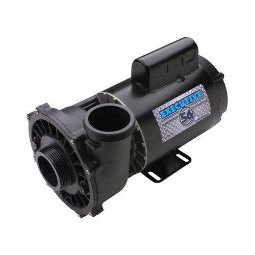 Waterway Executive 56-Frame 4 HP 2-Speed Spa & Hot Tub Pump - 230v - 3721621-1D