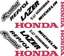 x14 Mini Kit Renthal Repsol Lazer Yoshimura Michelin ****choose your colour*****