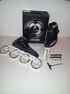Luigino-Strut-inline-speed-skates-size-men-039-s-13-NEW