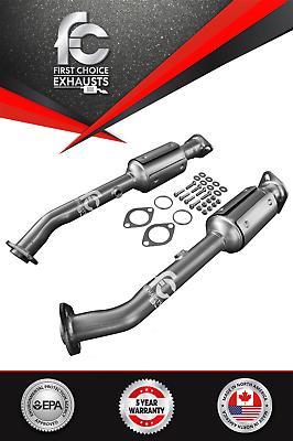 For 2004-2015 Nissan Titan Catalytic Converter Set Rear D//S P//S 5.6L Direct-Fit