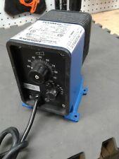 Pulsatron Aplus Series Chemical Metering Pump Lb025a Ptc1 G19 6 Gpd 150 Psi Pl