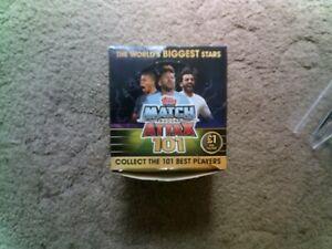 Match Attax 101 cartes 100 club Légendes /& Limited Edition
