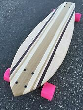 Longboard made of Solid Wood - Wasaga - 36x10