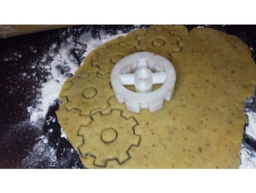 Steampunk Gear Cookie Pâtisserie Biscuit Cutter Icing Fondant Pâtisserie BAKE Cuisine