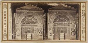 Pompei-Italia-Sommer-amp-Behles-Foto-Stereo-L53S1n27-Vintage-Albumina-c1865
