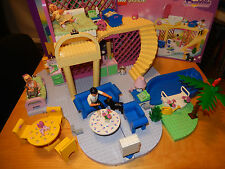 Lego Belville Traumhaus mit Pool 5890 mit Verpackung + Bauanleitung