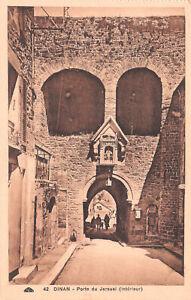 R226853 C. A. P. 42. DINAN. Porte de Jersual interieur. PHOTOMECANIQUES
