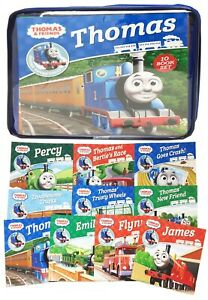 Thomas-and-Friends-Engine-Adventure-10-Books-Bag-Collection-Set