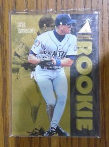 Details About Alex Rodriguez A Rod Rc Rookie Baseball Card Mariners Yankees Pinnacle Zenith 95