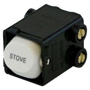 STOVE-Printed-Switch-35-Amp-Double-Pole-Switch-Mech-CLIPSAL-Compatible