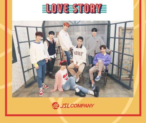 CD+Photobook+Photocard TOP SECRET TST 1st Single Album LOVE STORY