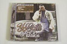 YO GOTTI - BACK 2 DA BASICS CD 2006 (Lil Wayne Bun B Eightball Jazze Pha)