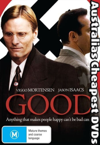 1 of 1 - Good DVD NEW, FREE POSTAGE WITHIN  AUSTRALIA  REGION 4