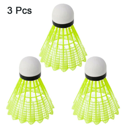 Indoor Outdoor Sports Badminton Shuttlecocks with Great Stability Durability