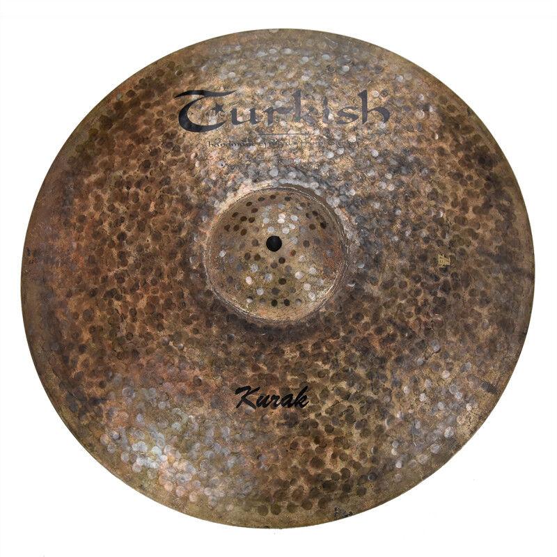 TURKISH CYMBALS cymbale Kurak 16  Crash 1165g