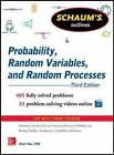 Schaum's Outline of Probability, Random Variables, and Random Processes by Hwei P. Hsu (Paperback, 2014)