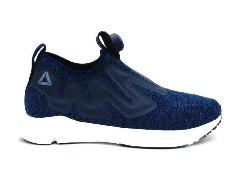 REEBOK SNEAKERS PUMP SUPREME DIST blueE CN1205