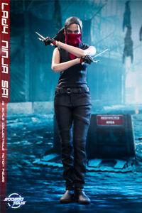 1//6 Daredevil Elektra Figure USA Toys Hot SooSoo Lady Ninja Sai Defenders