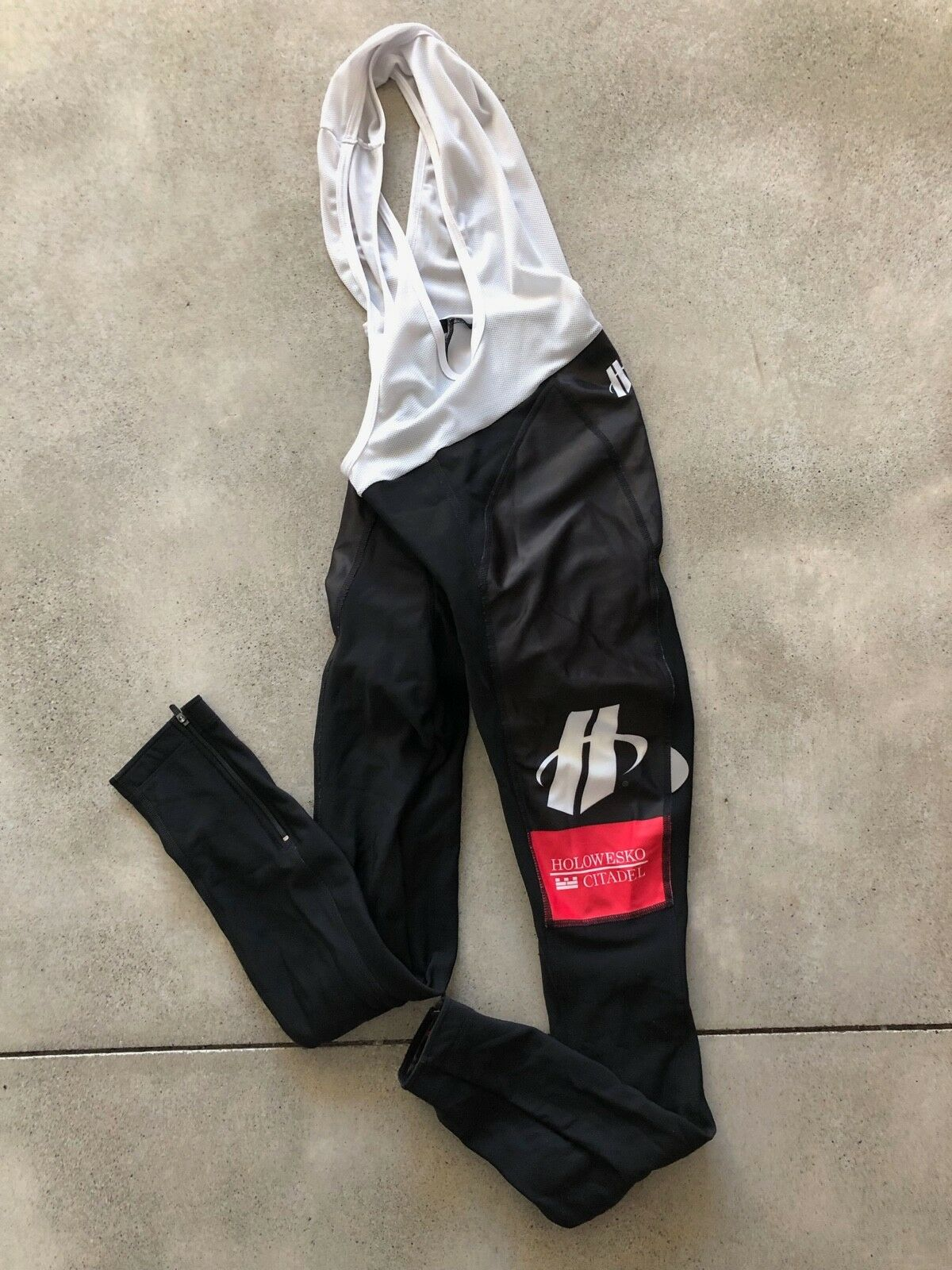 Men's Hincapie Holowesko Citadel Racing Team Element Thermal Bib Tights Small