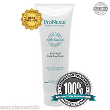 PRONEXIN - Natural Face Scrub Acne Scrub - Removes Dead Skin and Dirt